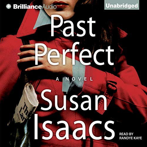 Past Perfect audiobook cover art
