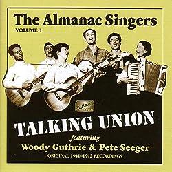 The Almanac Singers/vol.1