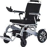 Bangeran 900 Elektrischer Rollstuhl I Faltbar I Ultraleicht I Mit Joystick I Breite Sitzfläche I leistungsstarke und leise 2x250 Watt Motoren I für Personen bis 85kg