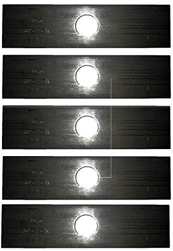 Stens 375-301 Edger Blades, 5 Pack