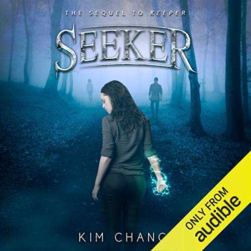 Couverture de Seeker