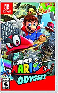 Super Mario Odyssey - Standard Edition (B072V8MMX7) | Amazon price tracker / tracking, Amazon price history charts, Amazon price watches, Amazon price drop alerts