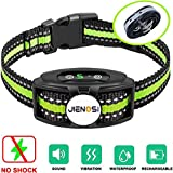 Jienosi Bark Collar for Dogs Electric No Shock Bark Collar Rechargeable Anti Bark