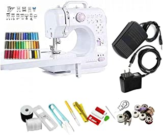 MUTTUS 1602 Available with 12 Stitches Premium Sewing Machine Multifunctional /& Portable Black Perfect for Stylish Homemade DIY /& Handmade DIY Sewing Great Sewing Machines for Beginners