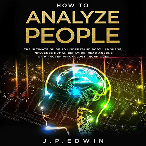 How to Analyze People  By  cover art