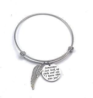 sometimes i just look up bracelet