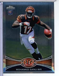 Best 2012 topps football rookie cards Reviews