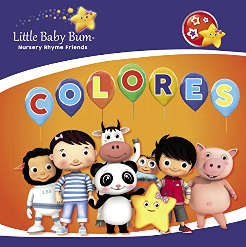 Colores (Little Baby Bum. Didácticos