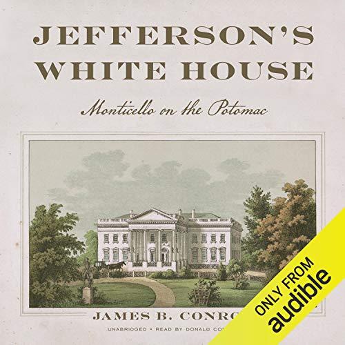 Jefferson's White House cover art