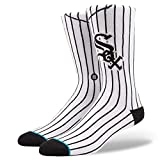 Stance Calcetines Mlb Chicago White Sox Home The Uncommon Thread blanco/negro talla: 43 al 46 EU I 9-11.5 USA I 8.5-11 UK
