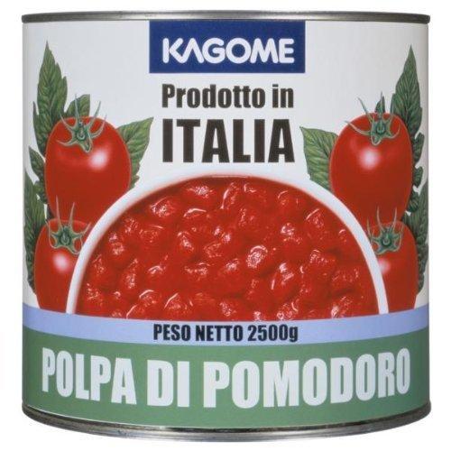 [カゴメ] ダイストマト イタリア産 2500g