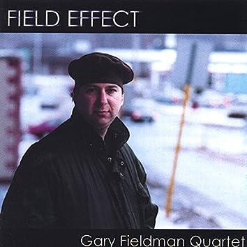 'Field Effect' The Gary Fieldman Quartet