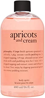 Best philosophy apricots and cream body spritz Reviews