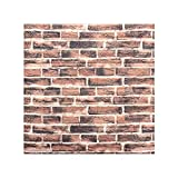Panel depared3DAzulejos de pared Revestimiento decorativo Etiqueta de pared impermeable Diseño de piedra Paneles de techo decorativos autoadhesivos de cáscara de ladrillo 20pcs 3.6sqm-1