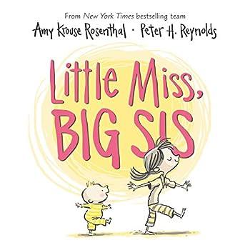 Little Miss Big Sis Board Book