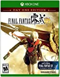 Square Enix Final Fantasy Type-0 Hd Day One Edition, Xbox One