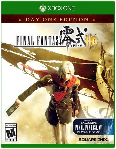 Final Fantasy Type-0 HD - Xbox One by Square Enix