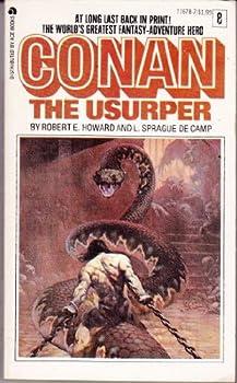 Conan the Usurper - Book  of the Conan the Barbarian