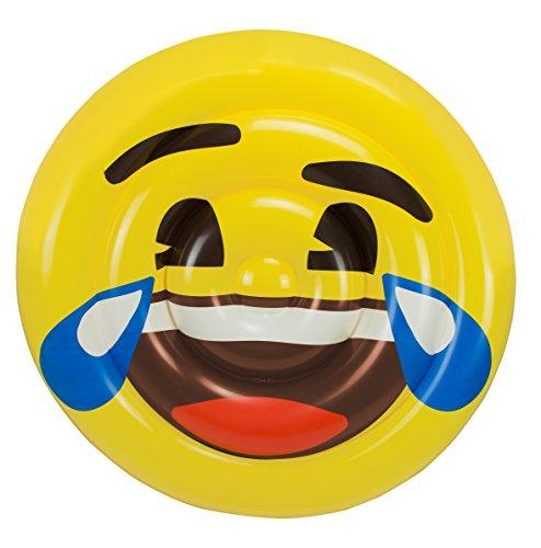 Emoji 5885 Smile Luftmatratze