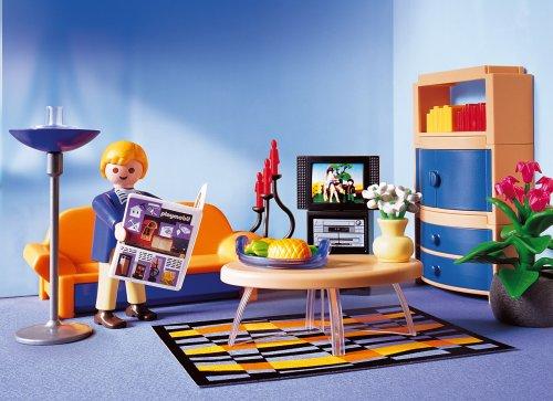 PLAYMOBIL 3966 - Modernes Wohnzimmer