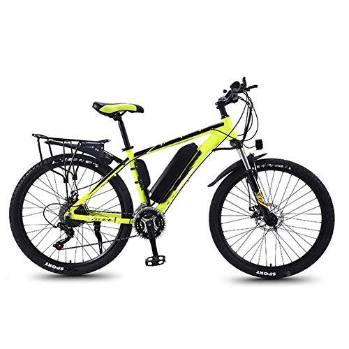 AYHa Bicicleta eléctrica Off-Road, 350W Motor 26