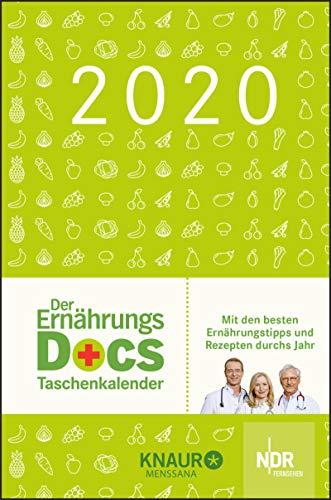 Die Ernährungs-Docs: Taschenkalender 2020