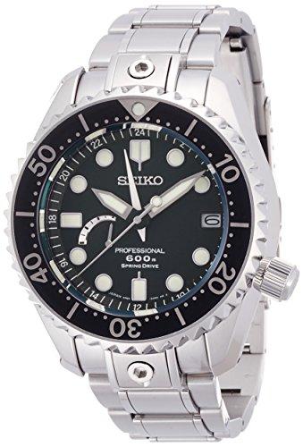 [セイコーウォッチ] 腕時計 プロスペックス 海(600mダイバーズウオッチ) マリーンマスター 陸(アルピニストウオッチ) ランドマスター サファイアガラス SBDB011