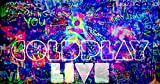 zolto Collection Coldplay Live 2012 Poster, 30,5 x 45,7 cm