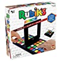 Rubik's Race Game, Head To Head Fast Paced Square Shifting Board Game Based On The Rubiks Cubeboard, for Family, Adults and Kids Ages 7 and Up by University Games