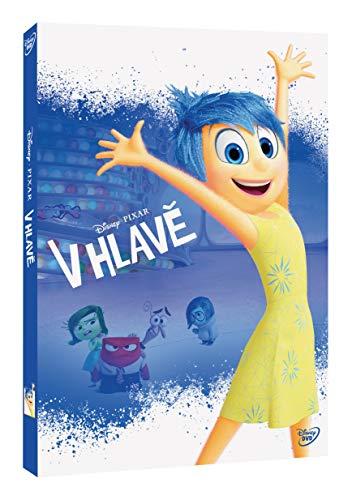 V hlave DVD - Edice Pixar New Line / Inside Out (tschechische version)
