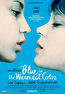 Blue is the Warmest Color (2013) 11 x 17 Movie Poster - Canadian Style A