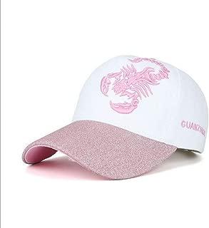 Baseball Cap Cotton Bone Embroidery Sun Hats for Men Snapback Caps Scorpions Cap Women's Spring Baseball Cap Women Truckers