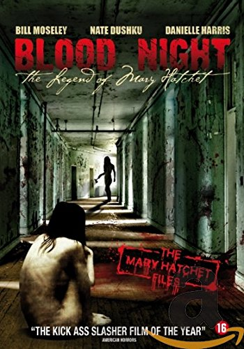 Blood Night - The Legend of Mary Hatchet (1 DVD)