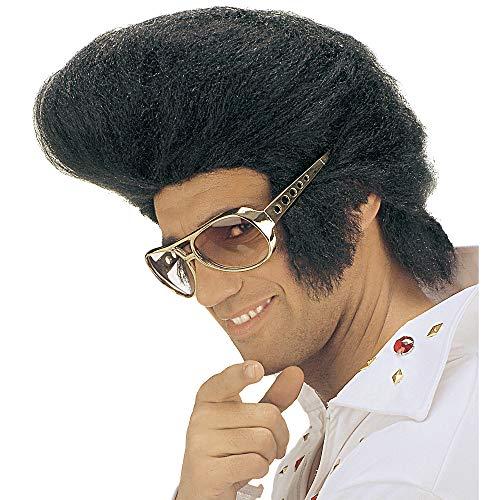 WIDMANN Wig Rock `n Roll King black peluca