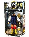 Jakks WWE WWF Classic Superstars Series 11 Rick Steiner Brothers Wrestling Action Figure with Tag Team Championship Belt