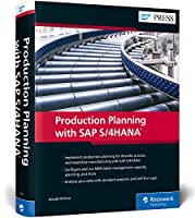 Production Planning with SAP S/4HANA Front Cover