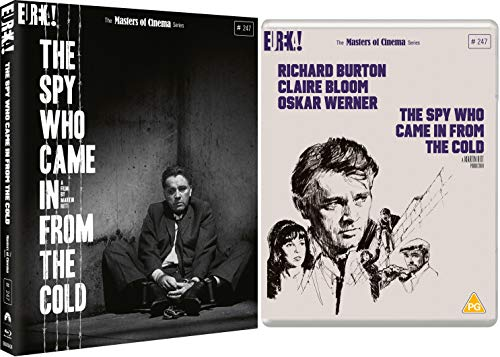 The Spy Who Came In From The Cold [Masters of Cinema) Blu-ray