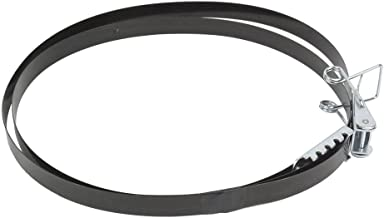 Big Horn 11777 20-Inch Band Clamp for Dust Collection Bags