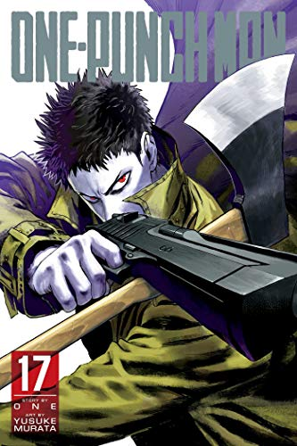 One-Punch Man 17: Volume 17