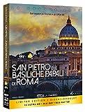 San Pietro E Le Basiliche Papali Di Roma (Blu-Ray 3D+Blu-Ray 4K Ultra HD) [Blu-ray]
