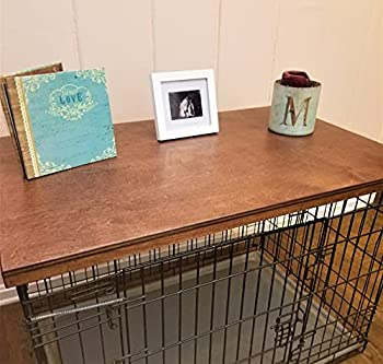 Dog Crate Furniture Dog Crate Table Dog Kennel Furniture Wood Dog Crate Dog Crate Topper Kennel Cover Dog Crate Cover MOD