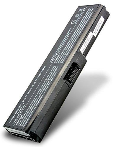 Batterie de Remplacement pour Toshiba Satellite C660-107 (4400mAh / 10.8V)