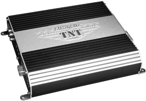 Read About Earthquake Digital Car Amplifier Class D 5000 W