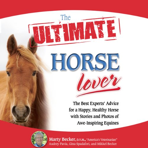 The Ultimate Horse Lover audiobook cover art
