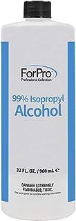ForPro 99% Isopropyl Alcohol, 32 Fluid Ounce