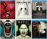 American Horror Story: The Complete Series Seasons 1-6 Blu-ray