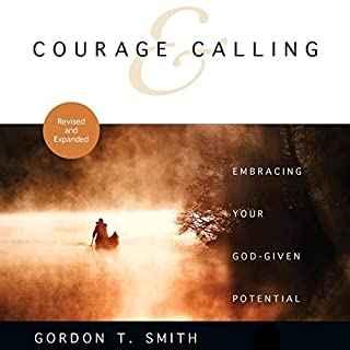 Courage and Calling cover art
