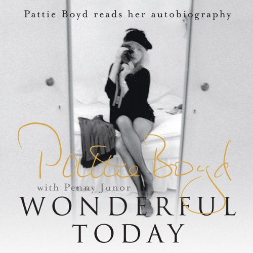 Wonderful Today audiobook cover art