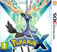 NUOVO NINTENDO 2225249 3DS POK?MON X 3DS POK?MON X