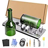 machine for cutting wine beer whiskey champagne liquor round bottles